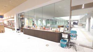 新着本・図書展示コーナーの写真